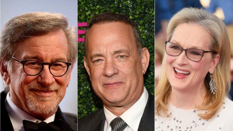 Tom Hanks és Meryl Streep főszereplésével érkezik a Pentagon
