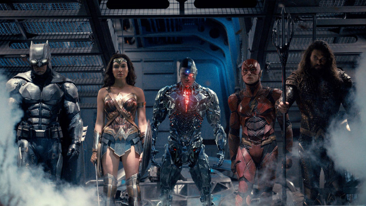 Igazság Ligája (Justice League, 2017) - Előzetes