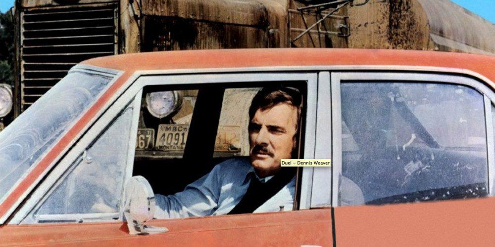 Párbaj (Duel, 1971) - Dennis Weaver