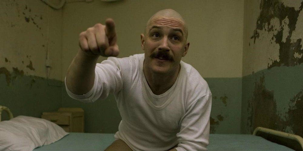 Bronson (2009) - Tom Hardy