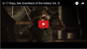 A galaxis őrzői 2. (Guardians of the Galaxy Vol. 2, 2017) - Előzetes