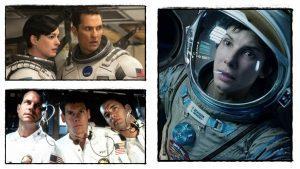 A legjobb űrhajós filmek