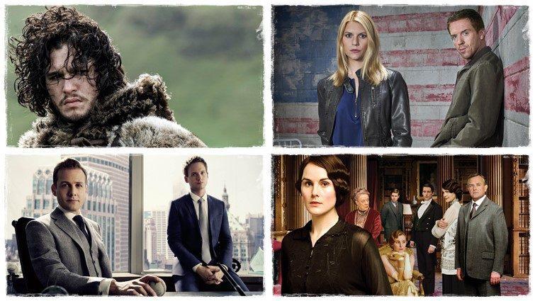 A legjobb sorozatok 2010 óta