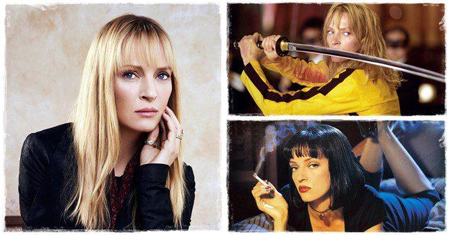 Érdekességek Uma Thurman színésznőről