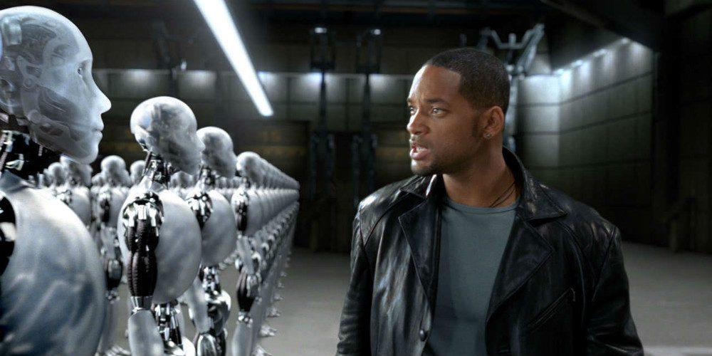 Én, a robot (2004)