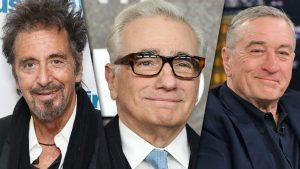 Al Pacino, Scorsese és De Niro újra együtt a The Irishman című film miatt