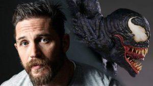 Tom Hardy lesz Venom!