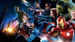 Bosszúállók 3 (Avengers: Infinity War, 2018)