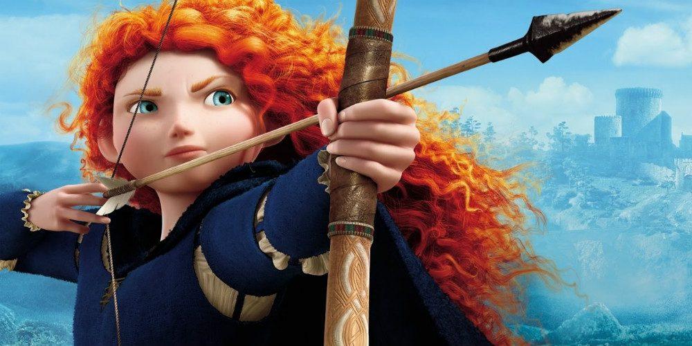 Merida, a bátor (Brave, 2012)