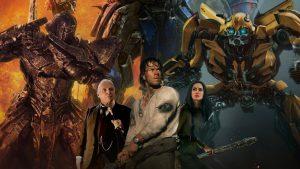 Hétvégi bevételi lista, USA - Brutálisat bukott a Transformers 5!