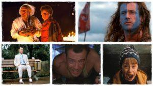 TOP 30: A legjobb filmek 1980 és 1995 között