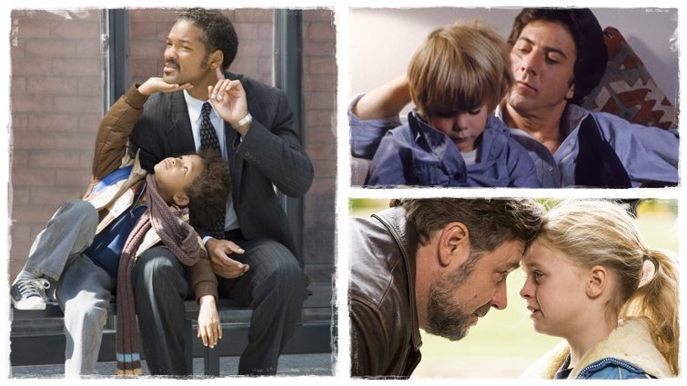 A legjobb apás filmek