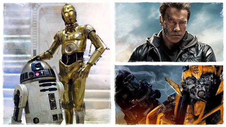 A legjobb robotos filmek