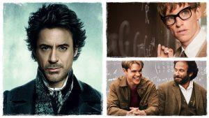 10 film, amit egy zseniális elme visz el a hátán