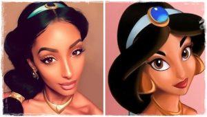 Disney hercegnők a valóságban