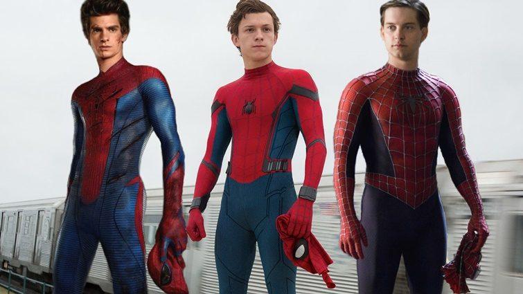 Pókember - Akkor és most