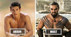 15 sztár a Trónok harcából, akik röhejesen néztek ki karrierjük elején