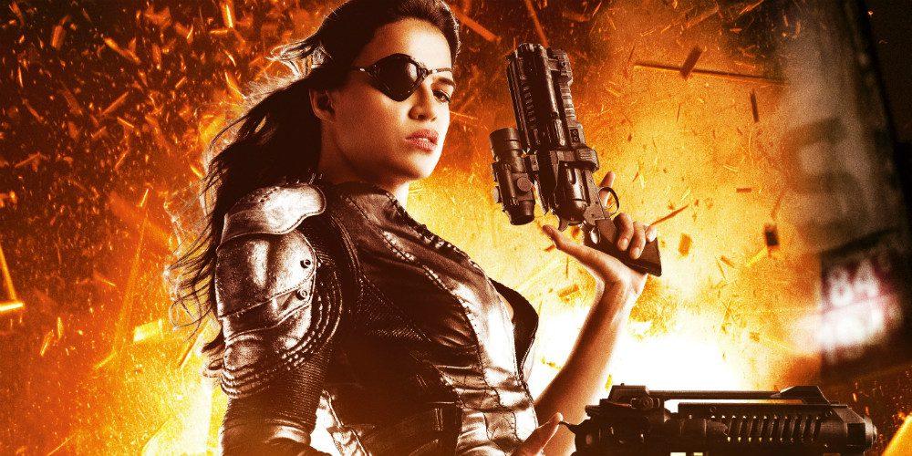Michelle Rodriguez (Luz) - Machete