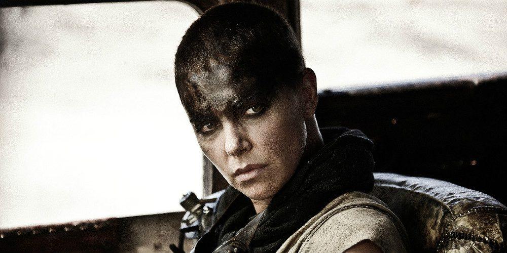 Charlize Theron (Furiosa) - Mad Max: A harag útja