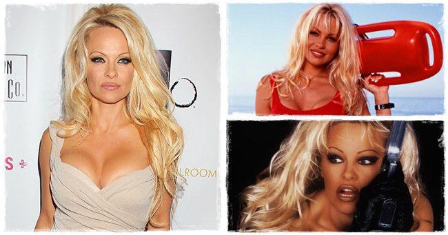 8 meghökkentő tény Pamela Anderson életéről