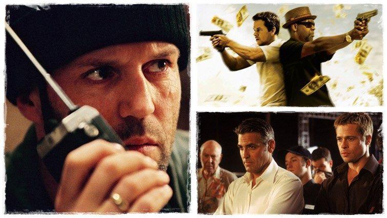 A legjobb bankrablós filmek