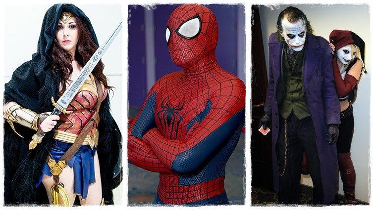 A legkirályabb hasonmások a Marvel és a DC világából