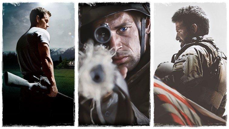 Alegjobb mesterlövészes filmek