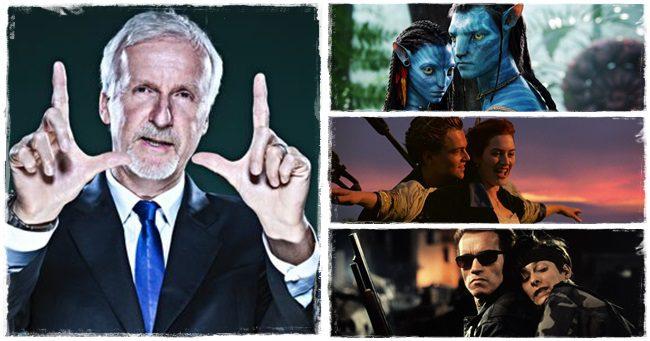 James Cameron legjobb filmjei