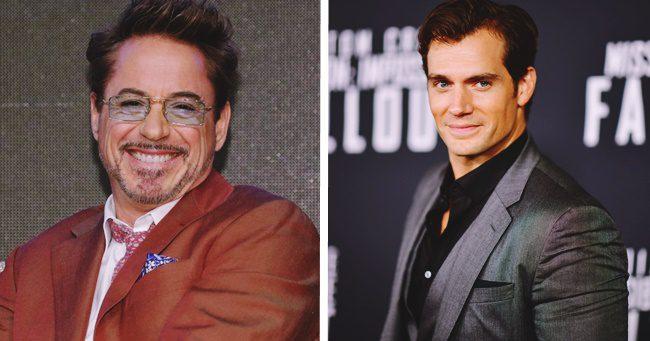 A 10 legsármosabb színész szuperhős szerepben
