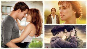 A legjobb szerelmes filmek