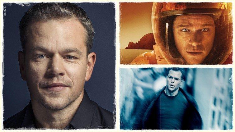 Matt Damon legjobb filmjei