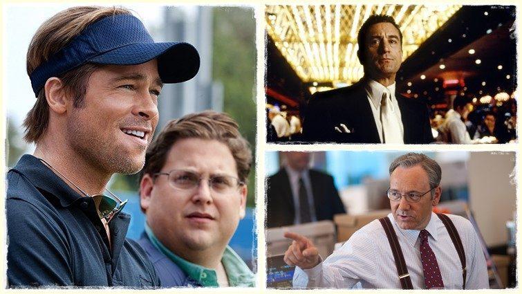 Legjobb filmek az üzletről és a meggazdagodásról