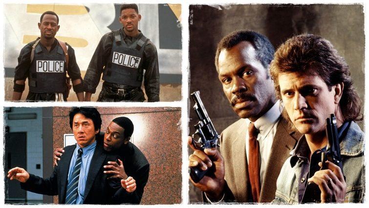 Alegjobb buddy cop filmek