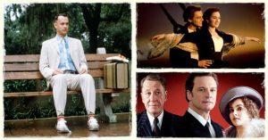 A legjobbOscar-díjas filmek