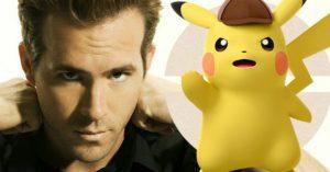 Ryan Reynolds főszereplésével jön Pikachu-film!