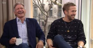 Harrison Ford és Ryan Gosling legjobb interjúja
