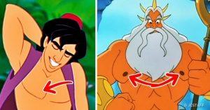 25 bizonyíték arra, hogy az animációs mesékben semmi logika sincs