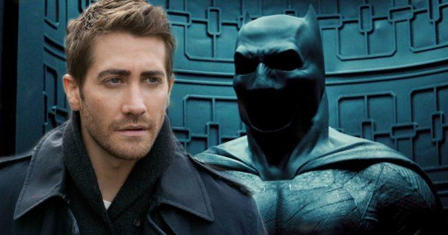 Jake Gyllenhaal lehet az új Batman