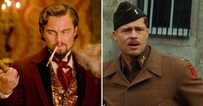 Jön az új Tarantino film Brad Pitt és Leonardo DiCaprio főszereplésével