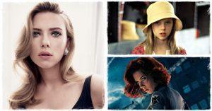 Érdekességek Scarlett Johansson színésznőről