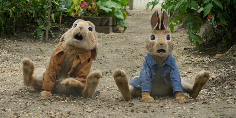 Nyúl Péter (Peter Rabbit, 2018) - Előzetes