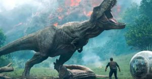Jurassic World: Bukott birodalom (Jurassic World: Fallen Kingdom, 2018) - Előzetes