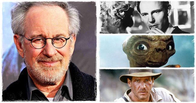 A 12 legjobb Steven Spielberg által rendezett film