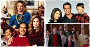 12 filmes család, akik nélkül nincs karácsony
