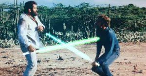 Bud Spencer és Terence Hill Star Wars-filmjének előzetese