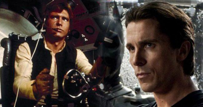Christian Bale a Star Wars világában?