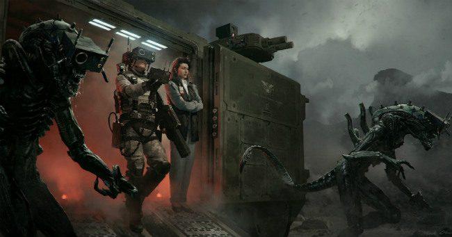 Alien 5 hírek