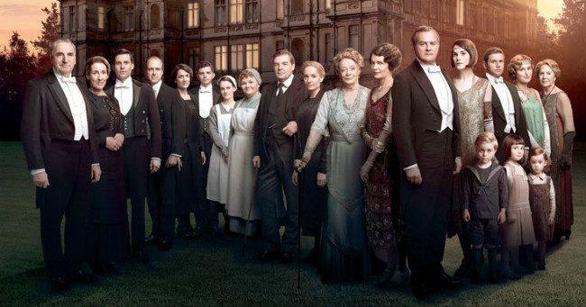 Hivatalos: Jön a Downton Abbey-film!