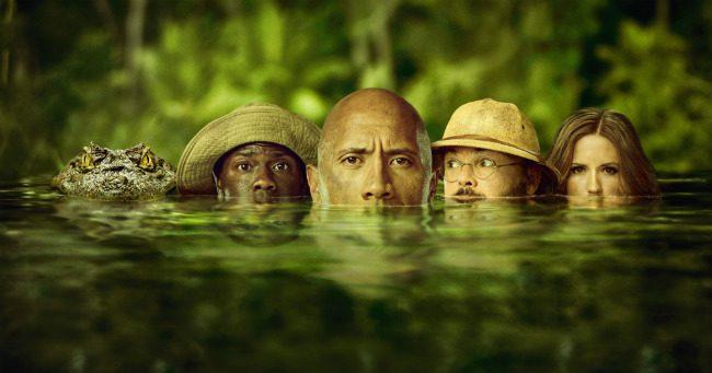 A Jumanji: Vár a dzsungel nyerte 2018 első hétvégéjét! - Hétvégi bevételi lista, USA