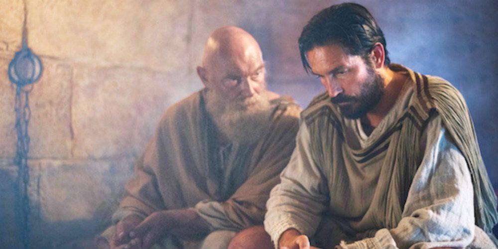 Pál, Krisztus apostola (Paul, Apostle of Christ, 2018) - Előzetes